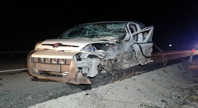 Denizli'de 1 haftada 159 trafik kazası meydana geldi