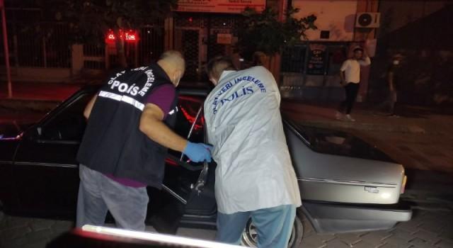 Denizli'de pidecide silahlı kavga: 2 yaralı