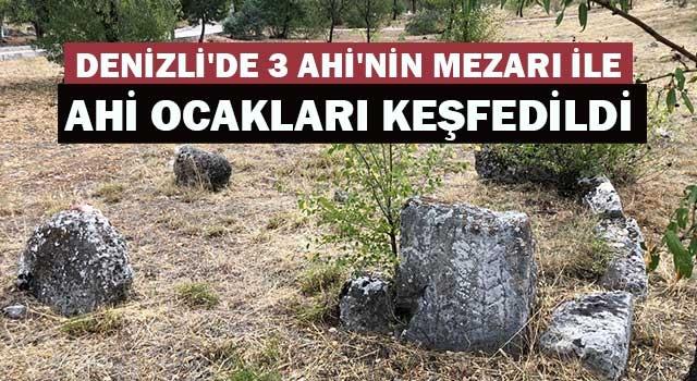 Ahi Evran'ın hocası Ahi Kaysar'ın mezarı bulundu