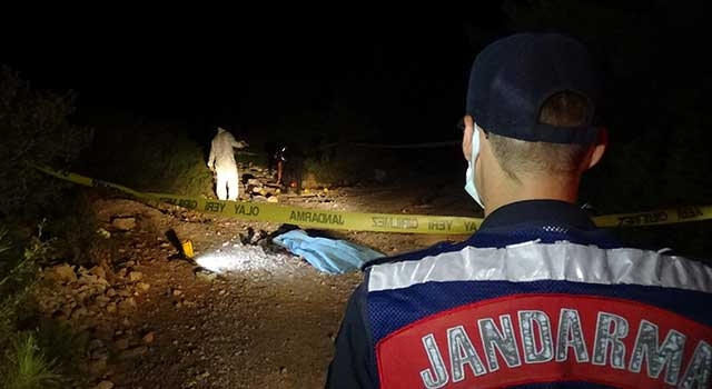 Bornova'da Hüseyin Elmuhammed'e ait ceset bulundu