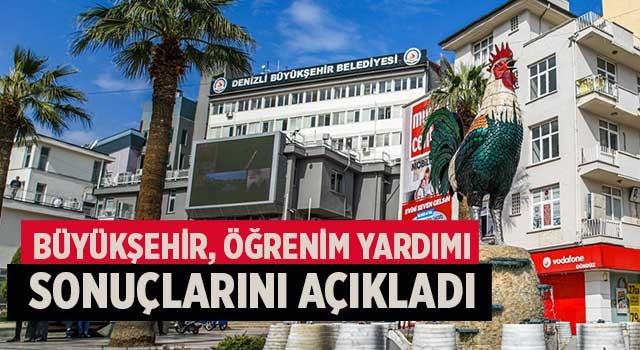 Büyükşehir'den öğrencilere 4,8 milyon TL destek