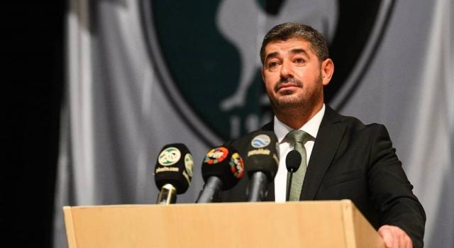 Denizlispor'da Mehmet Uz, yeniden başkan