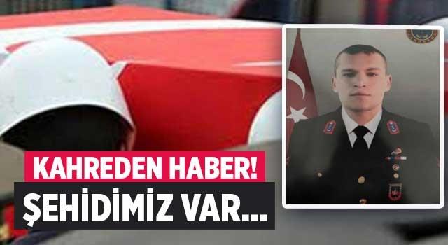 Tunceli'de Uzman Çavuş Burak Tortumlu şehit oldu