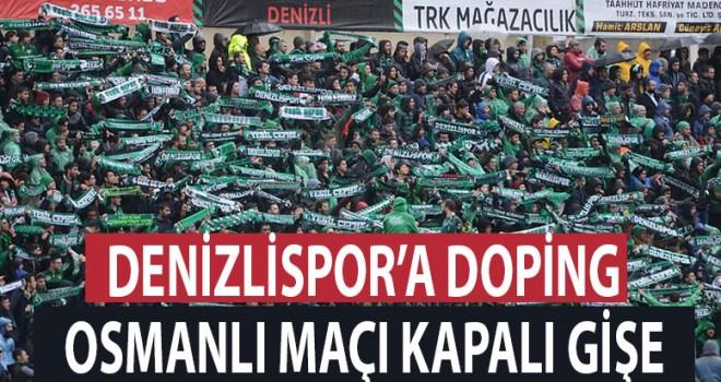 Denizlispor'da tüm biletler tükendi