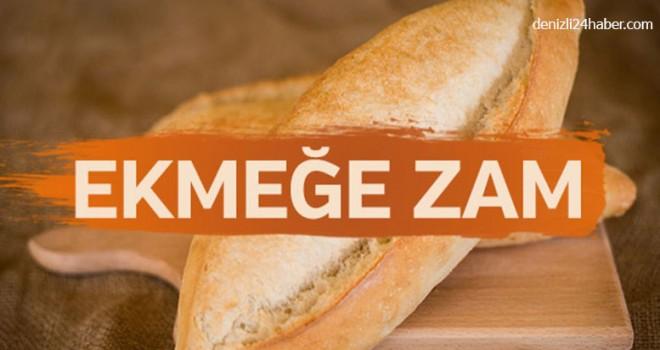 Denizli'de Ekmeğe Zam Geldi İşte Yeni Fiyat…
