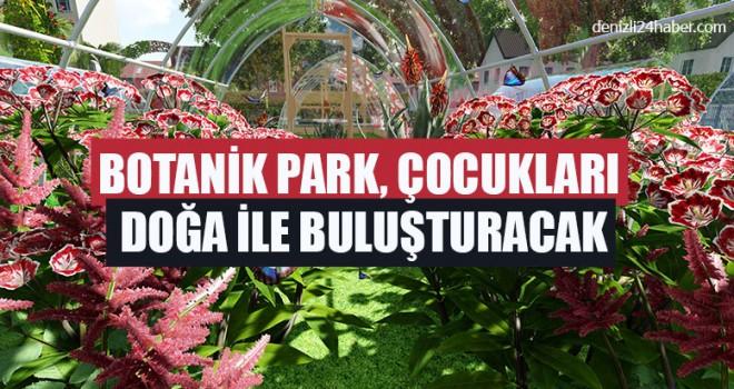 Avni Örki'den Çevreci Nesiller Projesi: Botanik Park