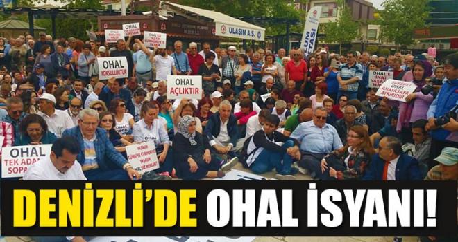 Denizli'de OHAL İsyanı