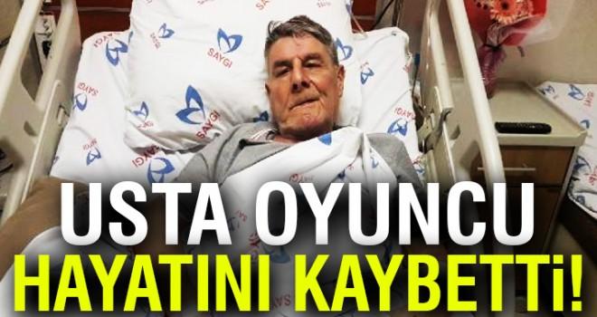 Ercan Yazgan'ı Kaybettik