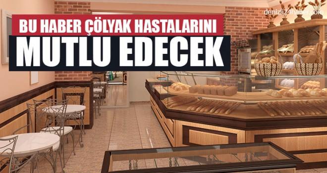 Avni Örki'den Glütensiz Kafe Müjdesi