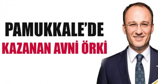 Pamukkale'de Kazanan Avni Örki