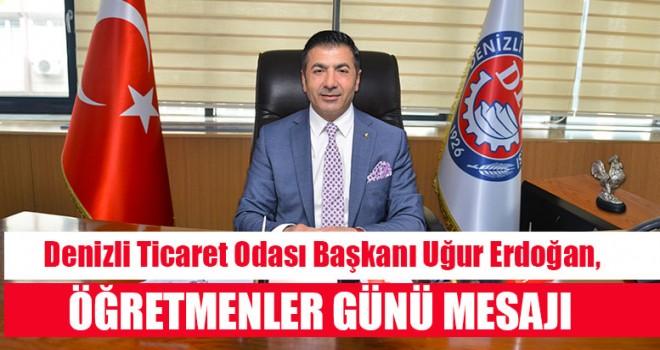 Başkan Erdoğan'dan Öğretmenler Günü Mesajı