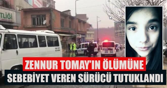 Zennur Tomay'ın Ölümüne Sebebiyet Veren Sürücü Tutuklandı