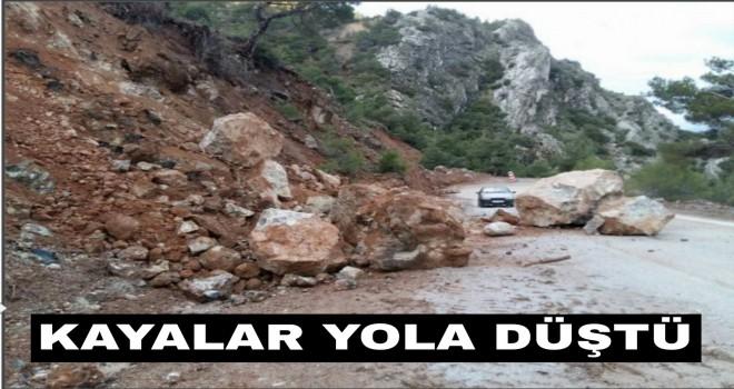 Kayalar Yola Düştü