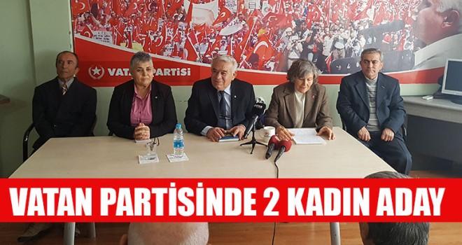 Denizli Vatan Partisi Merkezefendi Ve Pamukkale İlçe Belediye Başkan Adaylarını Açıkladı