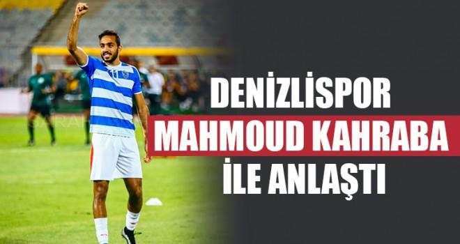 Denizlispor Mahmoud Kahraba İle Anlaştı