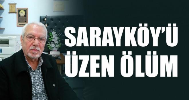 Sarayköy'ü Üzen Ölüm