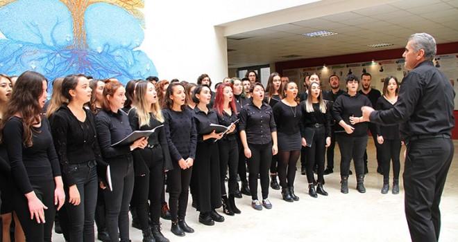 PAÜ'de Öğretmenler Günü Etkinliklerle Kutlandı