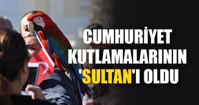 Cumhuriyet Kutlamalarının 'Sultan'ı Oldu