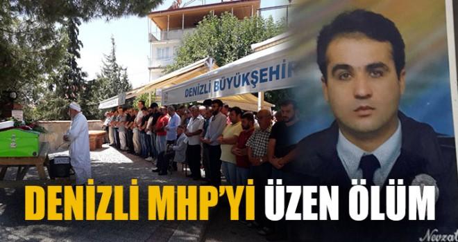 Denizli MHP'yi Üzen Ölüm