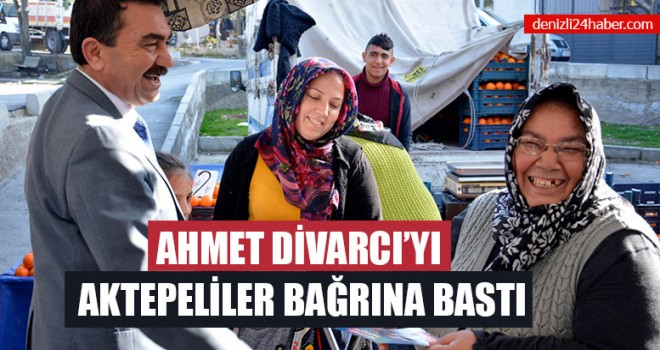 "Ahmet Divarcı ""Pamukkale Berekettir"""