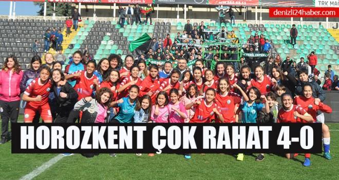 Horozkent Çok Rahat 4-0
