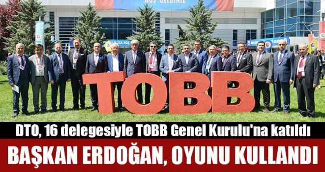 Başkan Erdoğan, Oyunu Kullandı