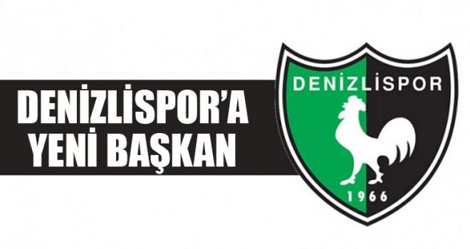 Denizlispor'un Başkanı Değişti