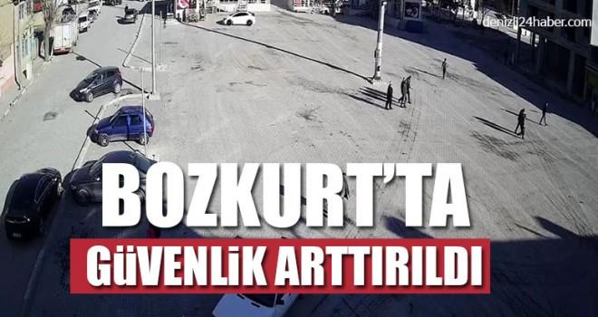 Bozkurt'ta Güvenlik Arttırıldı