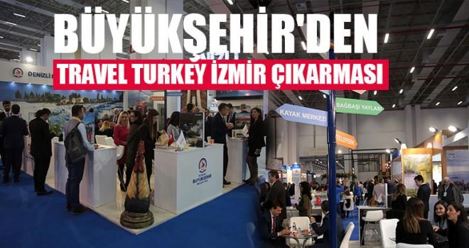 Denizli'den Travel Turkey İzmir Çıkarması