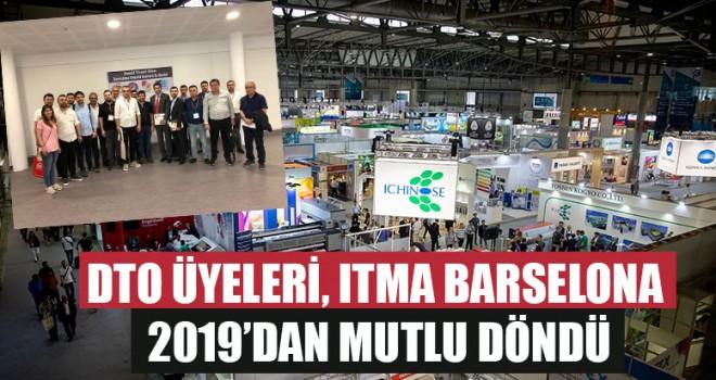 Türk İspanyol Sanayi ve Ticaret Odası Üyeleriyle Buluştular