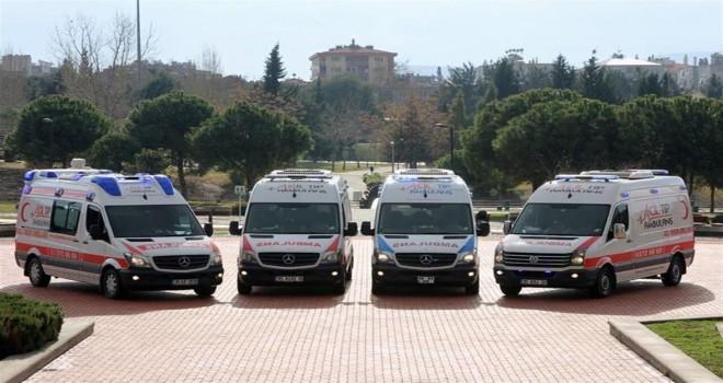 Acil Tıp Ambulans Muğla ve Aydın'da Özel Sağlık Hizmetine Başladı