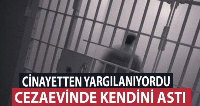 Denizli'de cinayet zanlısı ceza evinde intihar etti