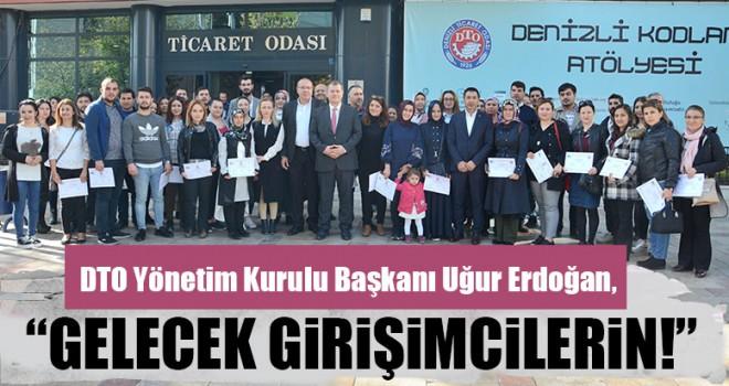 Her Yıl 2 Bin Kişiye Girişimcilik Eğitimi Veren DTO, Türkiye'de 1.