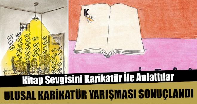 Denizli'de Ulusal Karikatür Yarışması Sonuçlandı