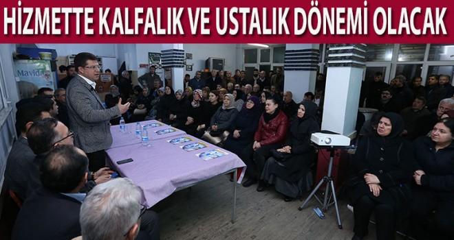 Başkan Subaşıoğlu Karamanlılarla buluştu