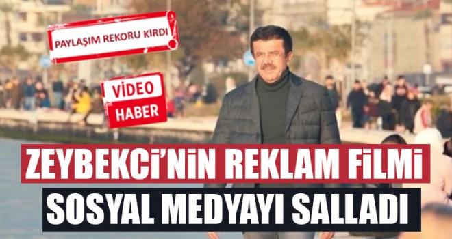 Zeybekci'nin Reklam Filmi Sosyal Medyayı Salladı