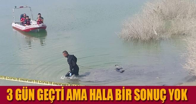 Denizli'de kayıp ceset mesaisi
