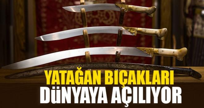 Yatağan Bıçakları Dünyaya Açılıyor