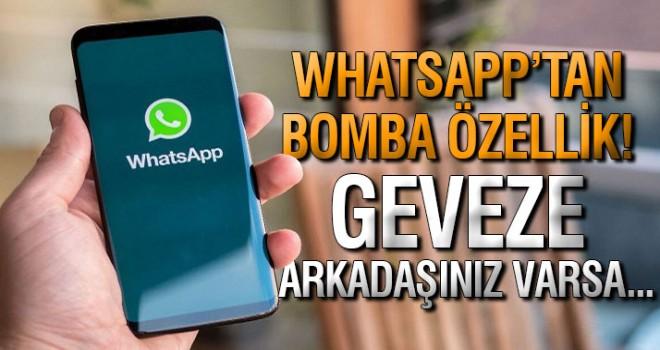 WhatsApp'ta 'tatil modu' dönemi geliyor!