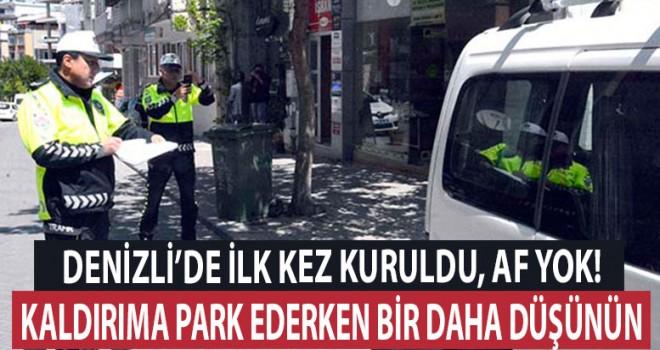 Kaldırıma park ederken bir daha düşünün!