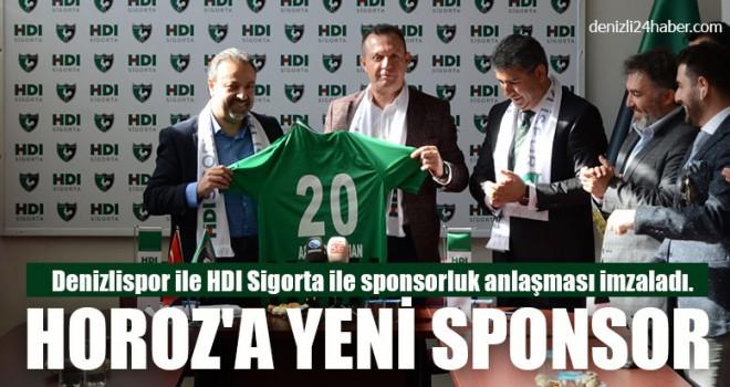 Horoz'a Yeni Sponsor
