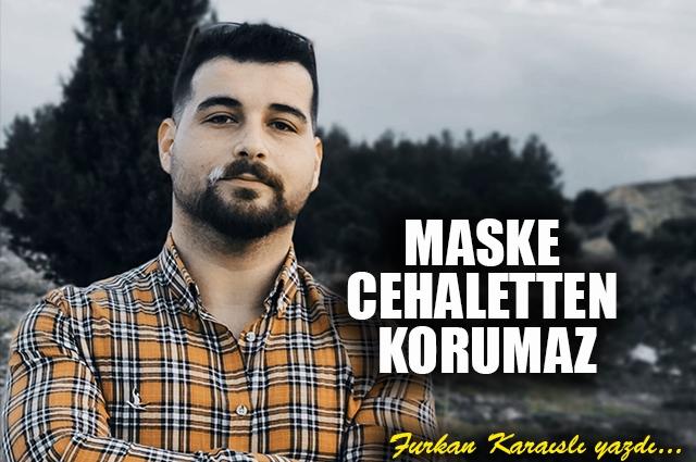 Maske Cehaletten Korumaz