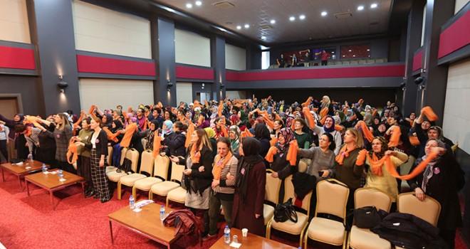 KADIN MECLİSİ'NDEN ŞİDDETE KARŞI FARKINDALIK ETKİNLİĞİ