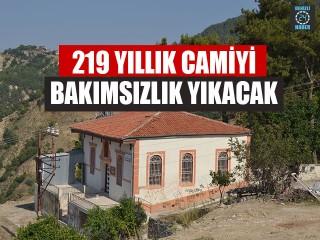 219 Yıllık Camiyi Bakımsızlık Yıkacak- Kırcataş Camisi