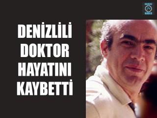 Denizli'nin önemli doktorlarından Aslan hayatını kaybetti