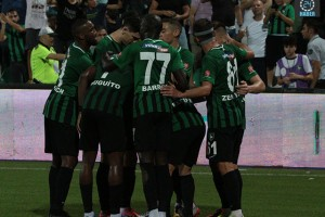 Denizlispor Antalyaspor deplasmanında