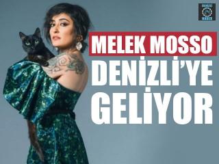 Melek Mosso Denizli'ye Geliyor- Melek Mossa konseri ne zaman? Saat kaçta
