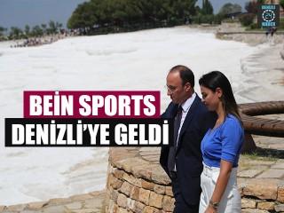 Bein Sports Denizli'ye Geldi