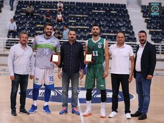 Denizli Basket Şampiyon Konyaspor'u Mağlup Etti