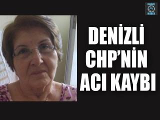 Denizli CHP'nin Acı Kaybı